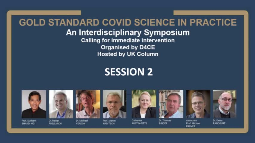 Doctors for Covid Ethics Symposium - Session 2: The Going Direct Reset