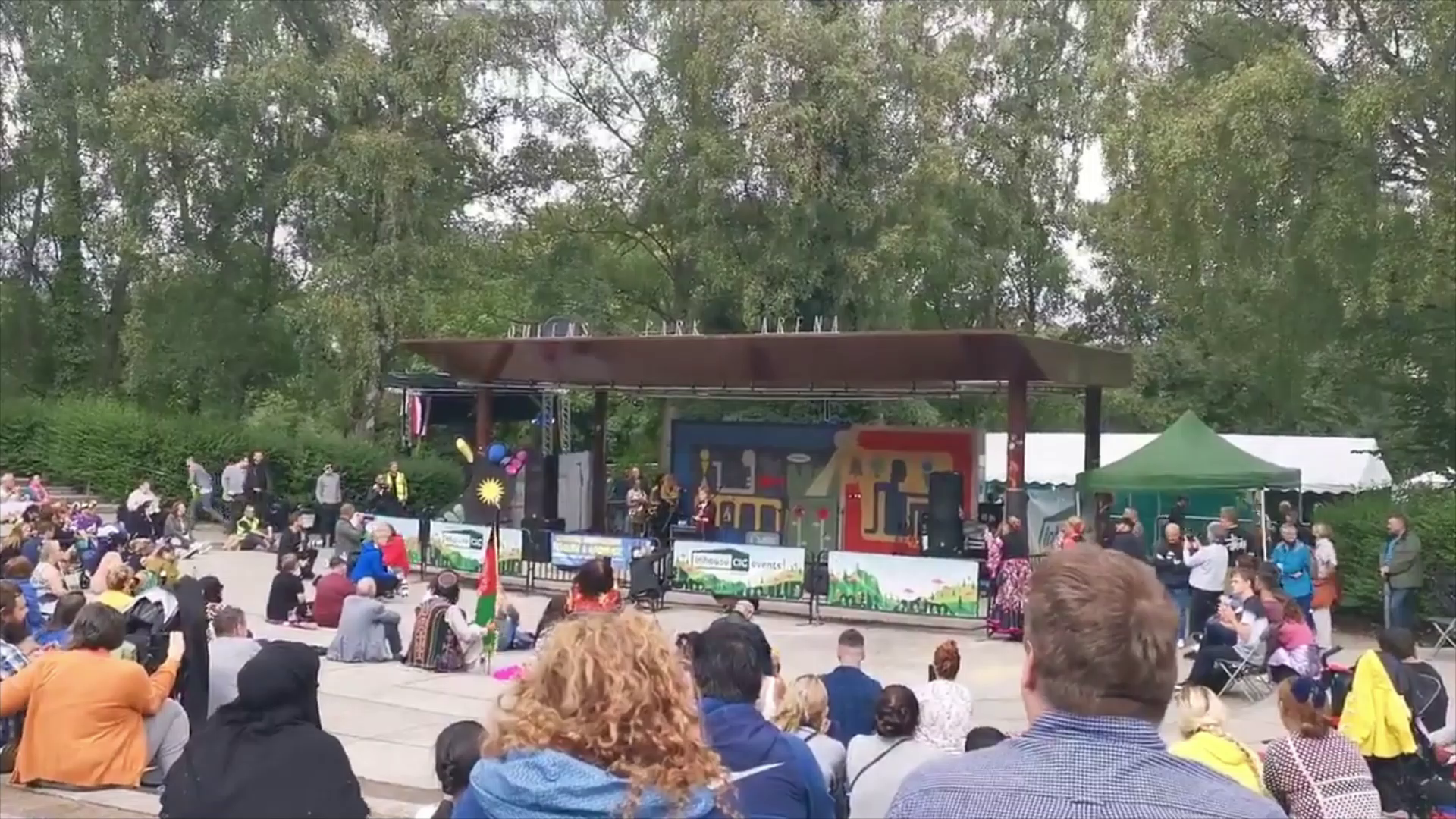 """'Nicola Sturgeon'  """"It's the privilege of my life to represent the most multicultural diverse constituency in the whole of Scotland"""""""