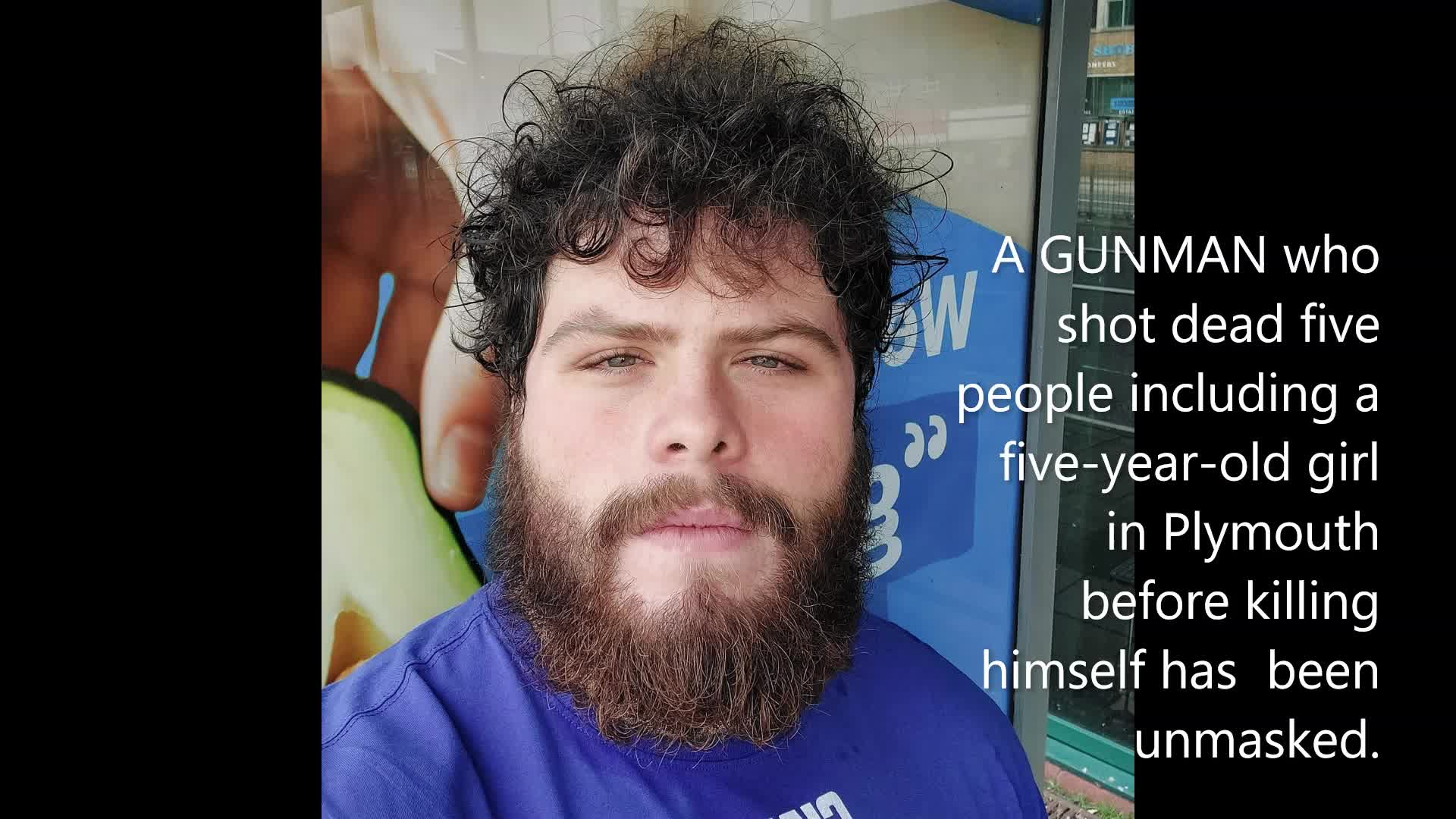 Plymouth Mass Shooter Jake Davison - another jewish/freemasonic psyop?  Let's look at the numbers