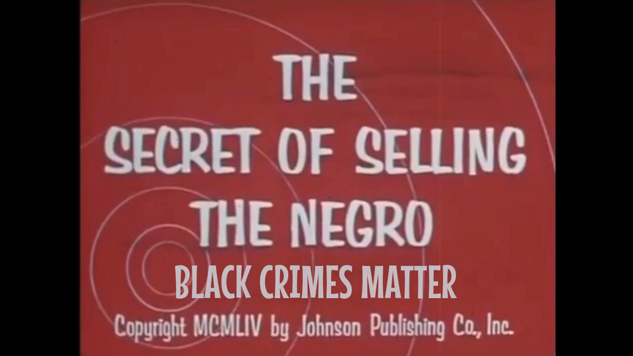 The Secret of Selling the Negro