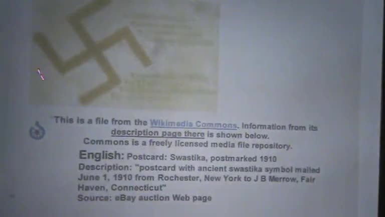 Dr. James Wickstrom - Truth is Reality - The True Story of The Swastika