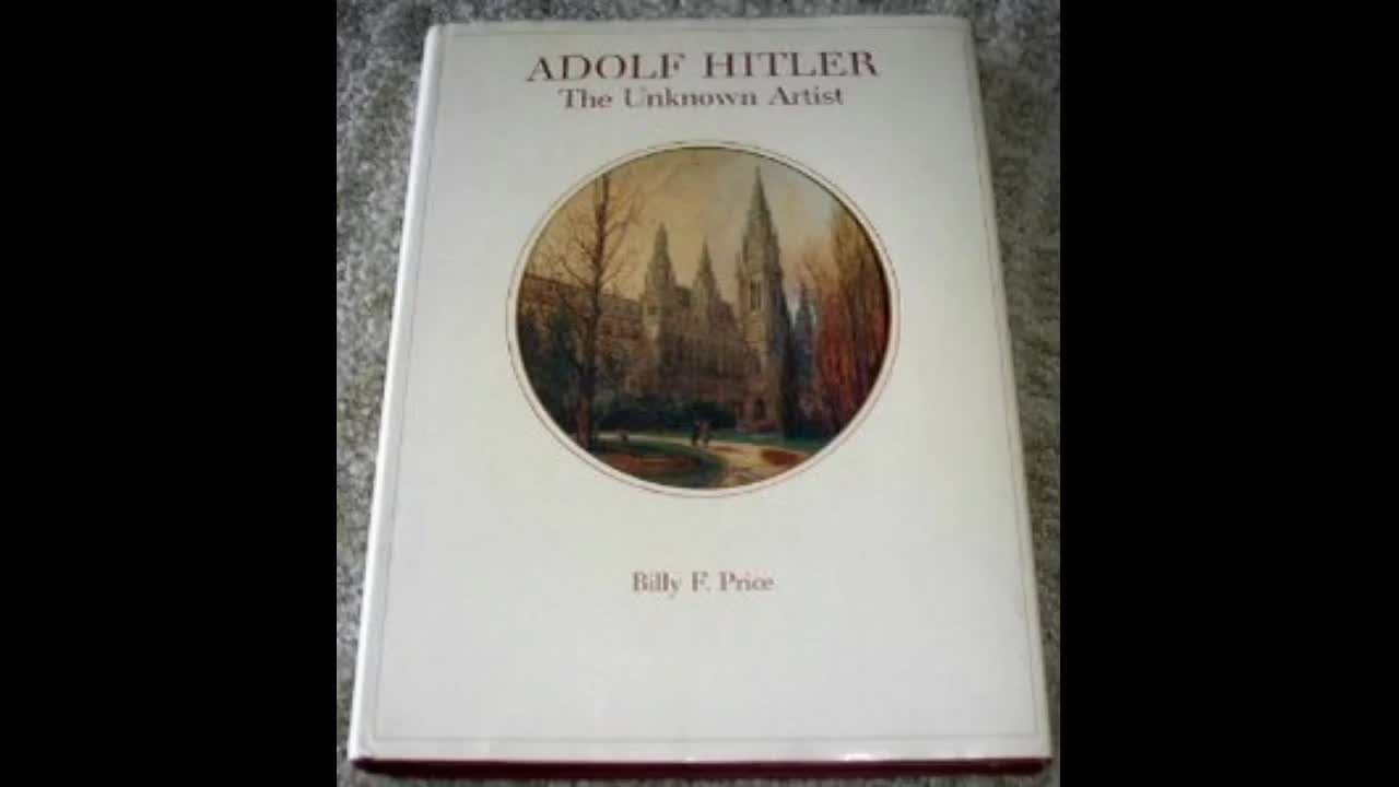 Adolf Hitler's Art Ultra Compilation 312 Works [4 Audio Streams, Preview & Download]