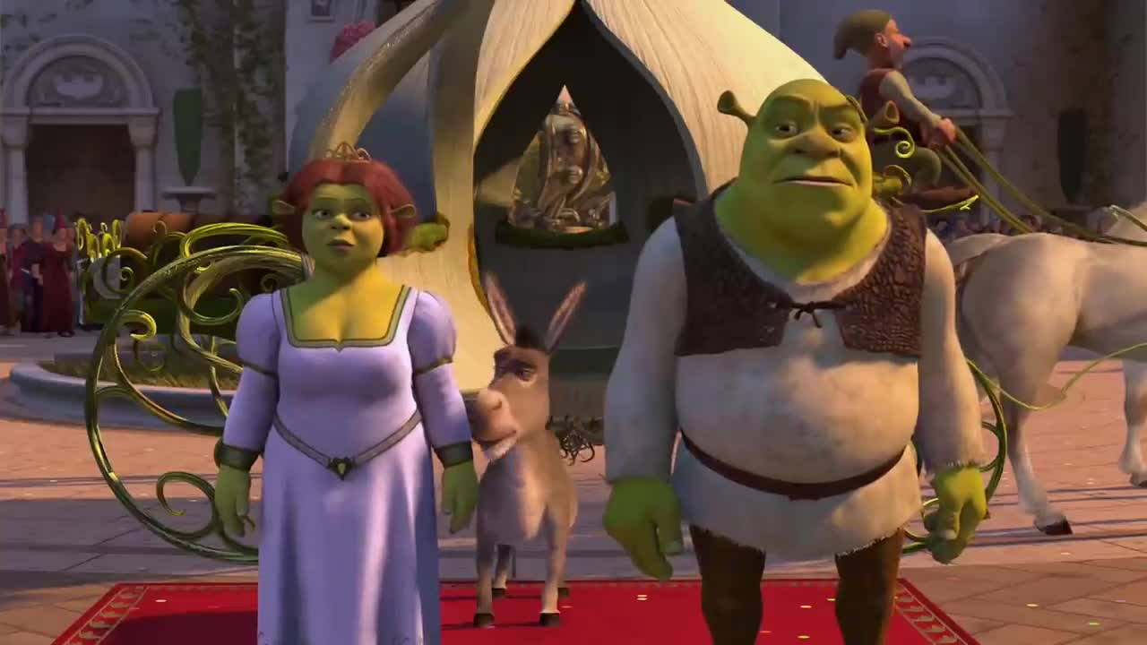 Did Anyone Else Notice That Shrek 2 Is Secretly About Race-Mixing?