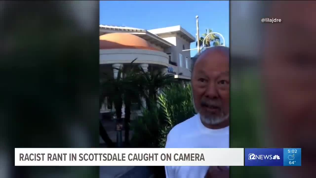 'NO NIGGER ZONE' GUY ARRESTED IN SCOTTSDALE- FIRED FROM HIS JOB