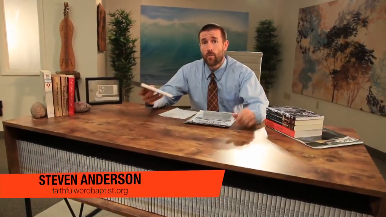 The Holocaust Hoax Exposed by Steven Anderson