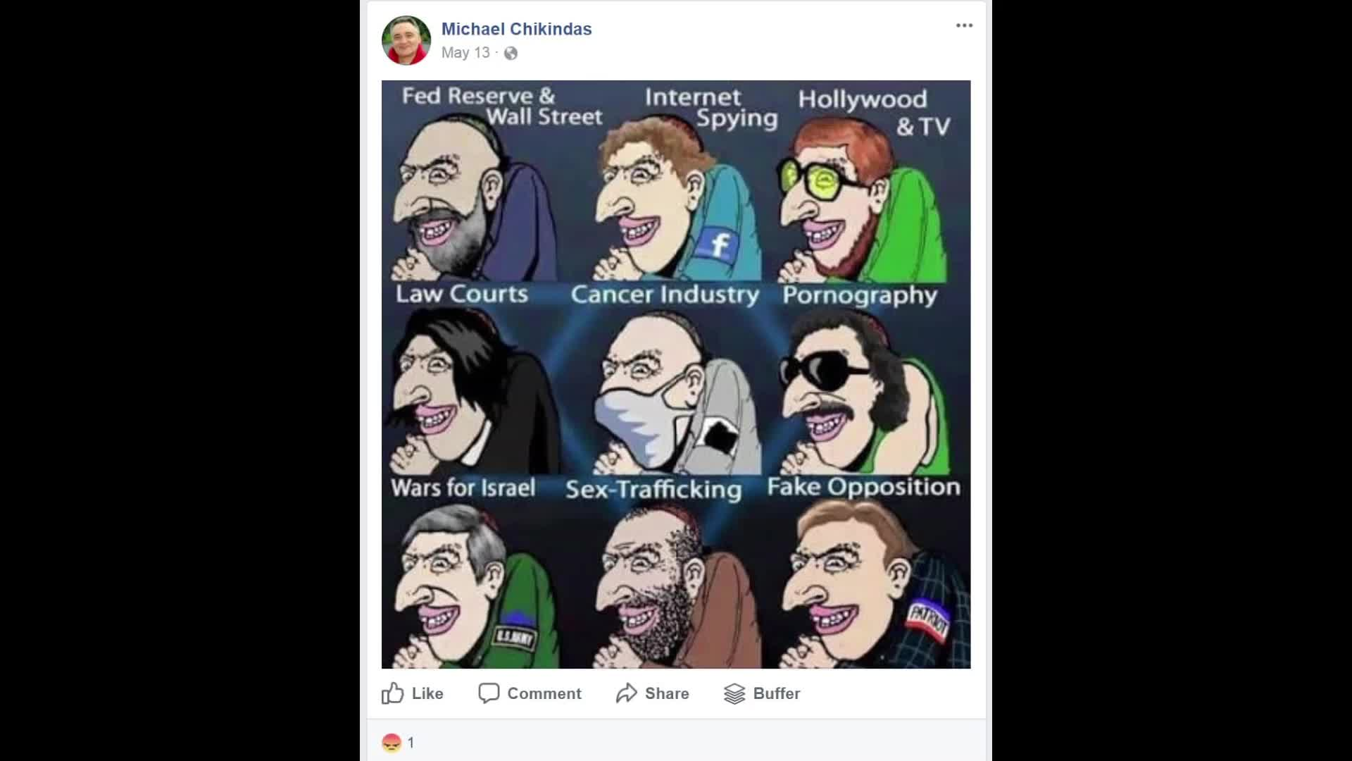 Jews crying in congress about memes