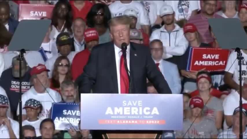 Trump continues to push kill shot, gets booed by supporters