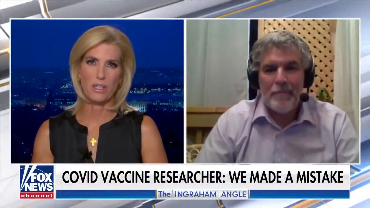 WE MADE A MISTAKE-University of Guelph professor Dr. Byram Bridle explains his findings on 'The Ingraham Angle'
