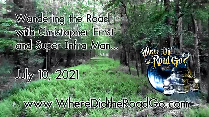 Where did the Road Go? - Wandering the Road with Chris and Saxon