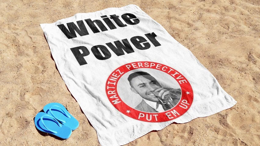 The Martinez Perspective (Aug. 16, 2021): Amnats/Wignats Endorse Taliban; Cuckservative Acknowledges White Replacement