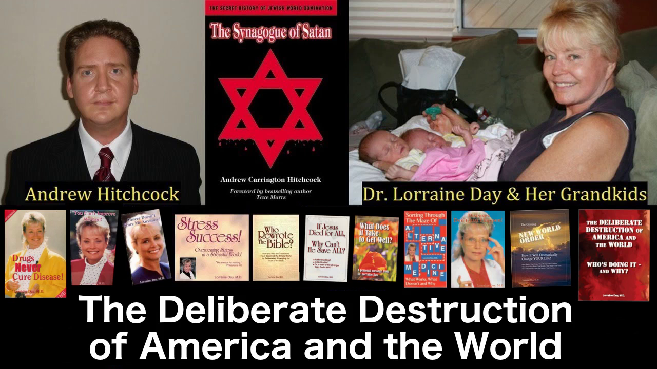 1 ACH (1512) Dr. Lorraine Day – The Deliberate Destruction Of America And The World #1 - May-11