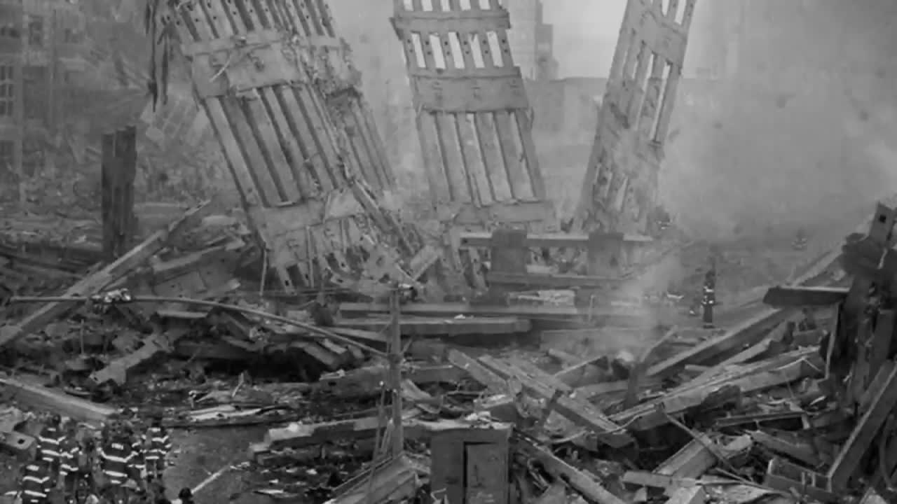 How did the WTC-7 collapse?