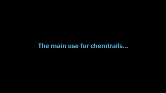 Cloud suppression CHEMTRAILS