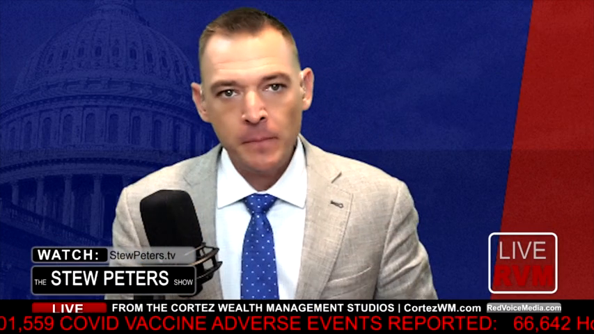 STEW PETERS: VIRAL VIDEO: FATHER WHO CONFRONTED NY VAXX COMMIES SPEAKS OUT