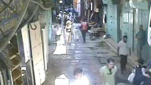 JEWS Shooting Each Other in Jerusalem