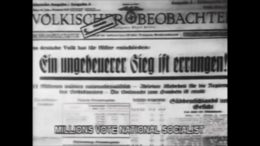 Hitler the Great talks about TODAY'S WORLD