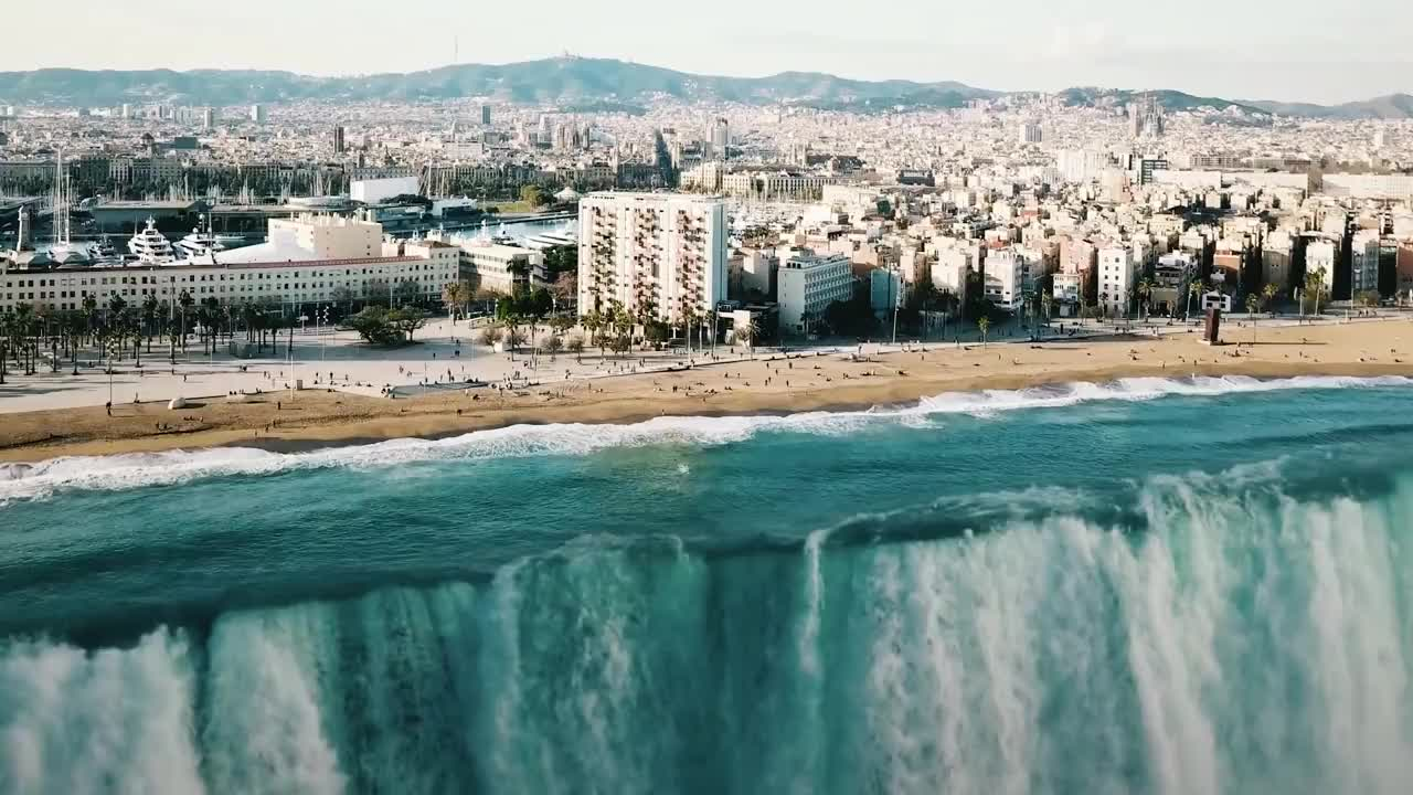 What If the Earth Was Actually Flat?