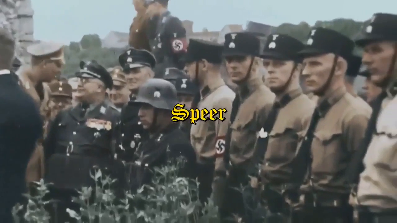 Waffen SS in color HD
