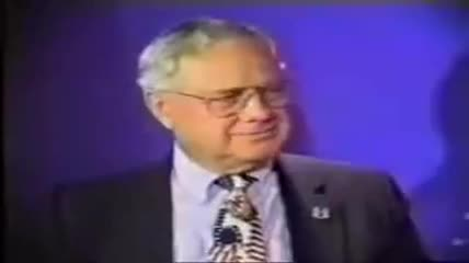 Ted Gunderson talks about the CIA...