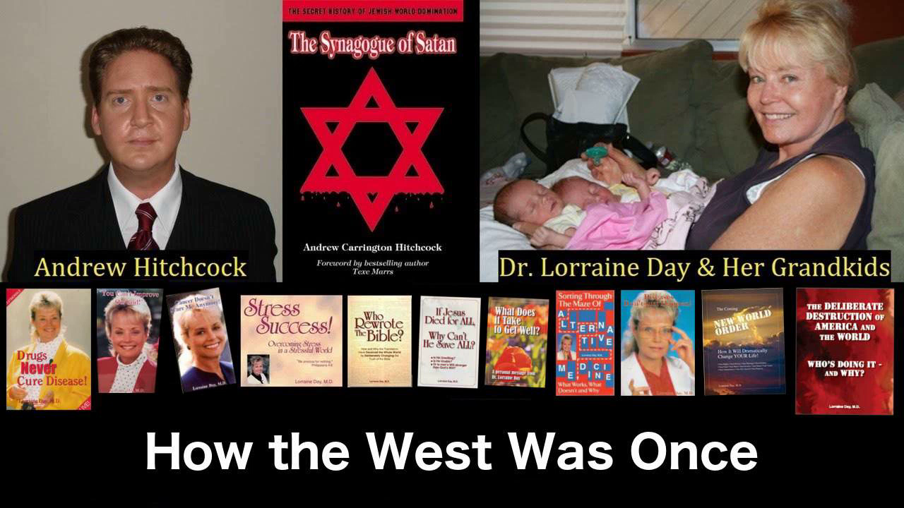 ACH (1602) Dr. Lorraine Day – How The West Was Once… - Sept-14