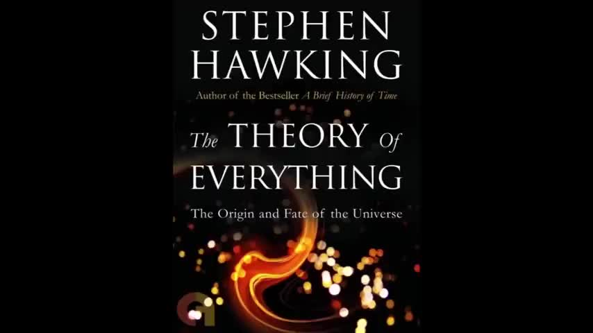 The Theory of Everything The Origin and Fate of The Universe by Stephen Hawking (2002)