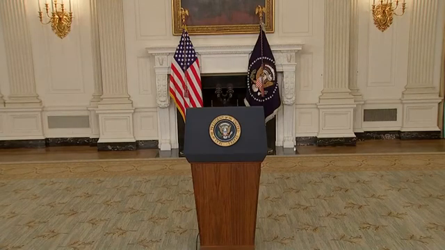 Nothing short of a declaration of war on the (((Unvaccinated))) - Biden makes remarks on Delta variant and vaccines