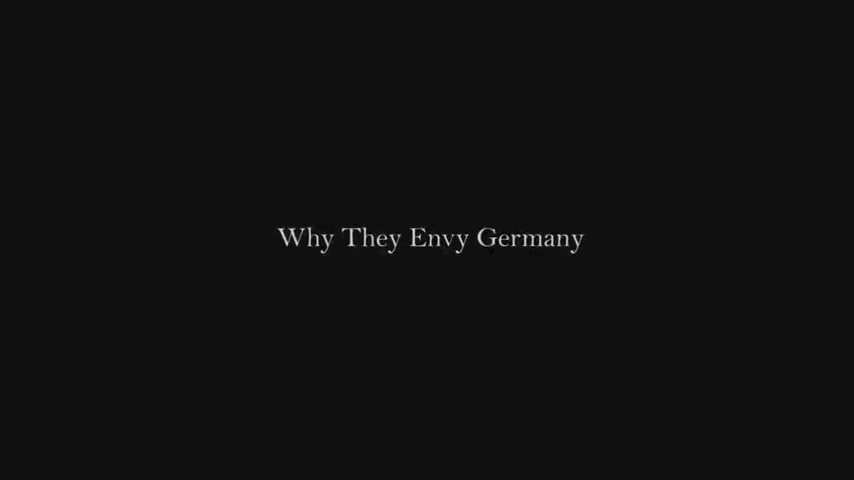 Why the Jews Hate Germany