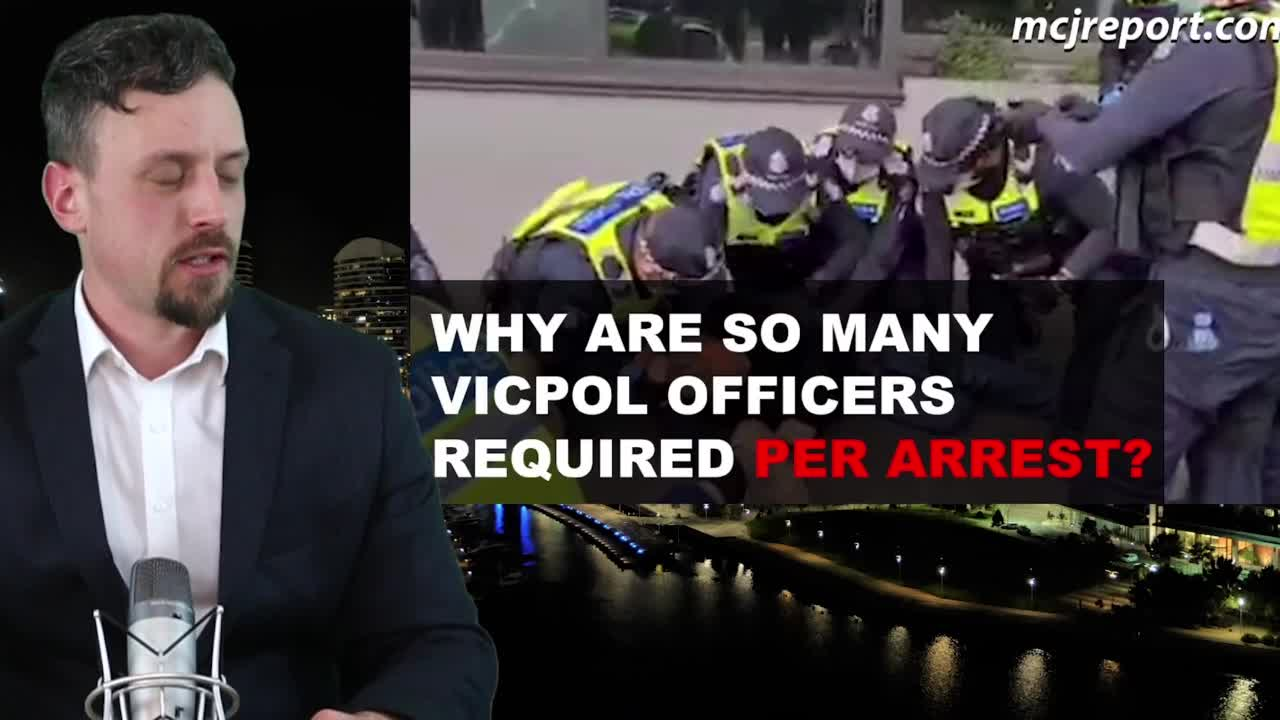 how-many-vicpol-officers-does-it-take-to-make-one-arrest