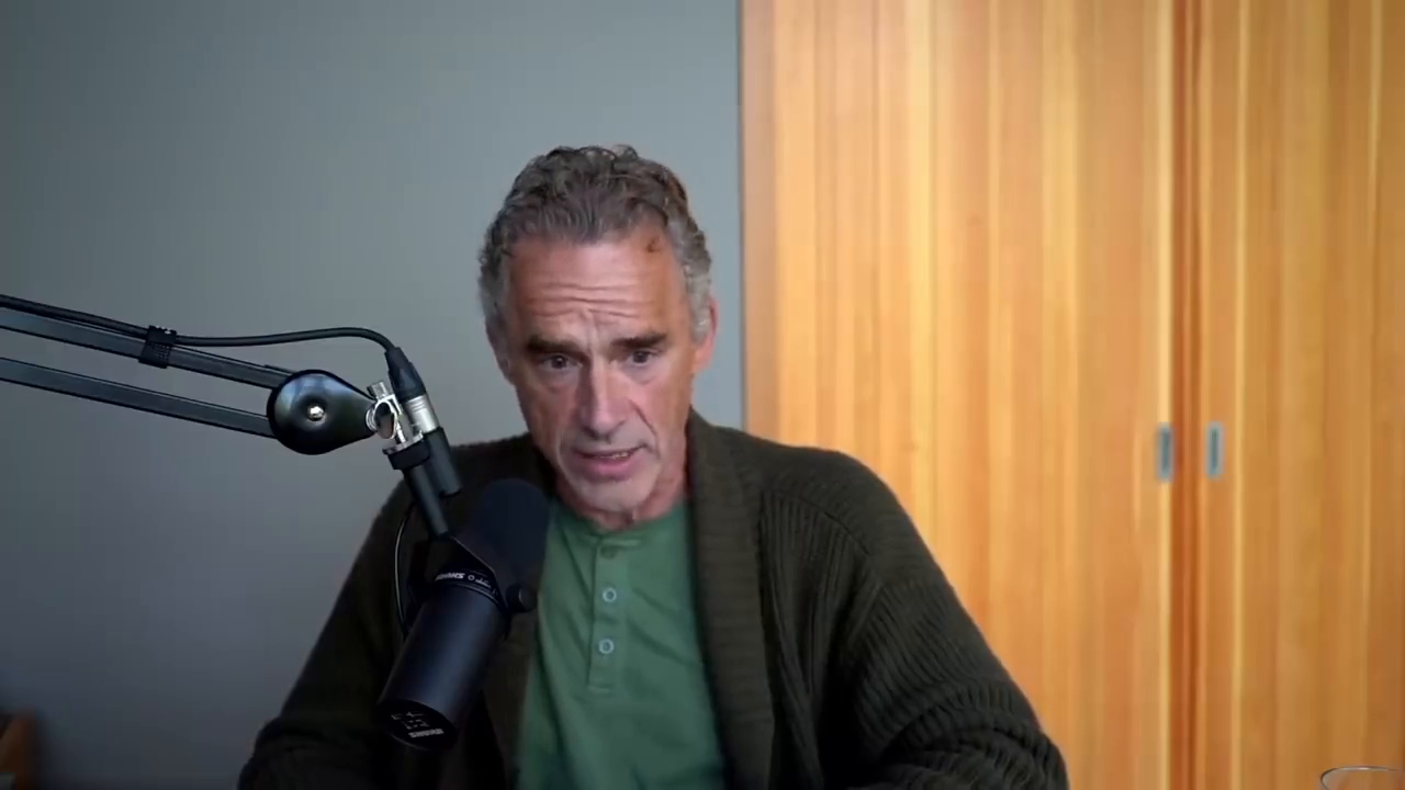 JORDAN PETERSON WANTS YOU TO CLEAN YOUR ROOM AND TAKE THE VACCINE