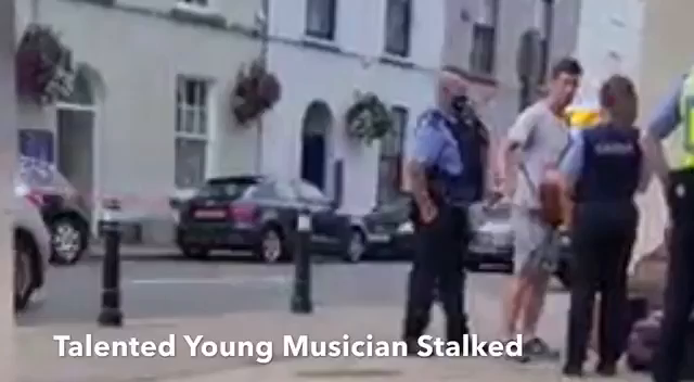 """""""it's for your health and safety """" #7 Irish Young Lad Musician intimidated, bullied, humiliated and finally a beat down. Absolutely Fucking Fuming"""