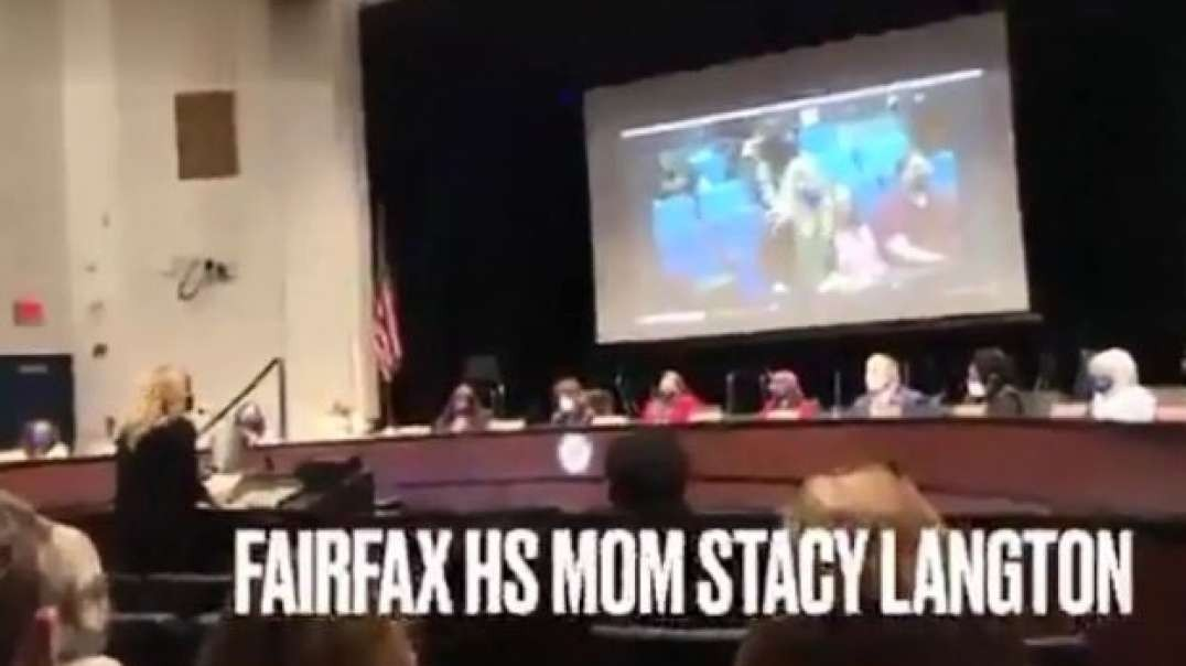 Mother exposes the child-grooming, pedo-pushing books with graphic sex Images In Fairfax Schools.