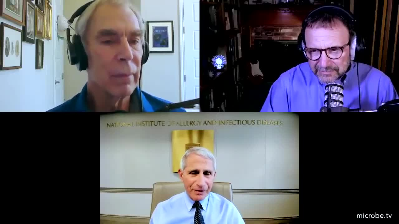 Jesuit Dr. Tony Fauci S.J. slips up - he admits PCR cycles are meaningless when too high (Jul. 17 2020)