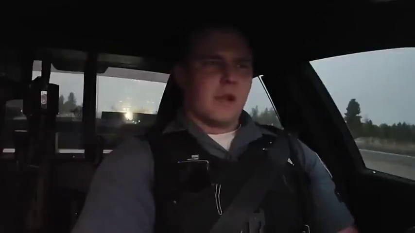 State Trooper Placed on Leave After He Says This...