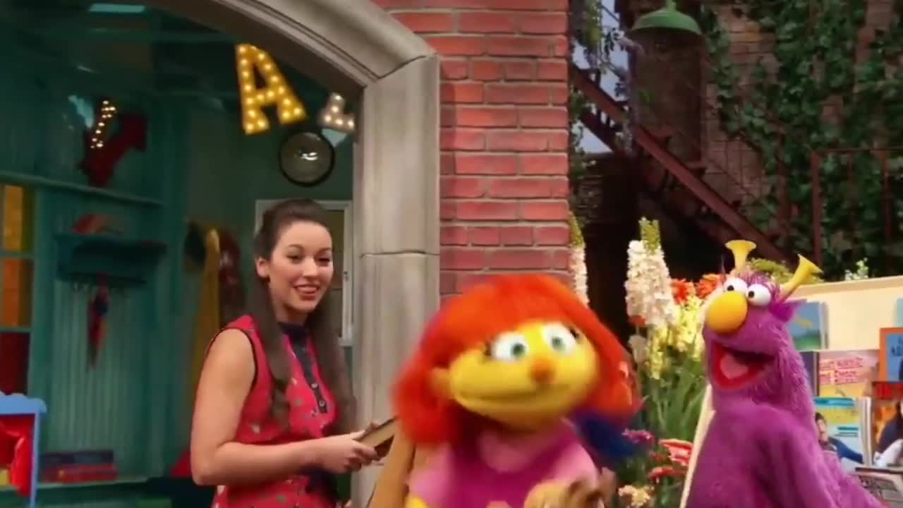 Even Sesame Street Shows that the Globe is a Lie