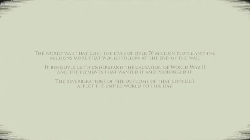 Adolf Hitler - A Last Appeal to Reason (2021)