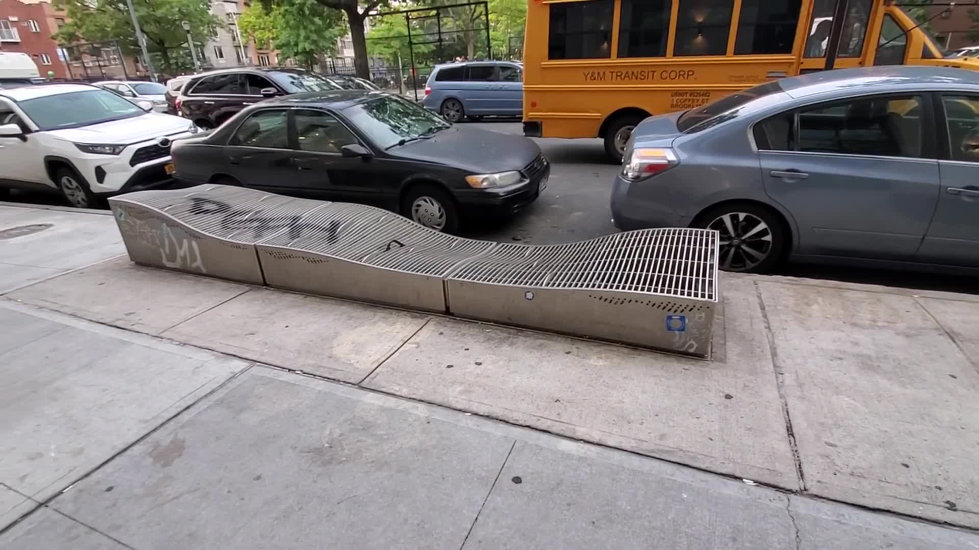NYC homeless proof design
