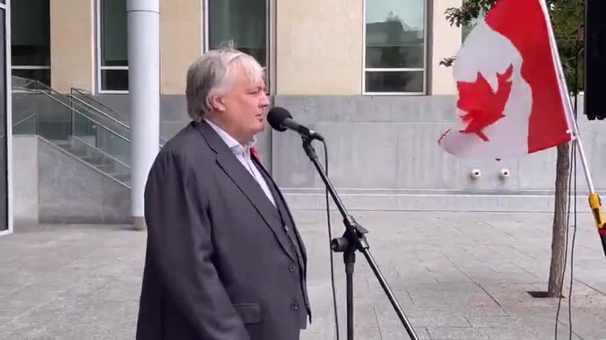 retired police officer talks truth in Alberta Canada (You can NOT unvaccinate)