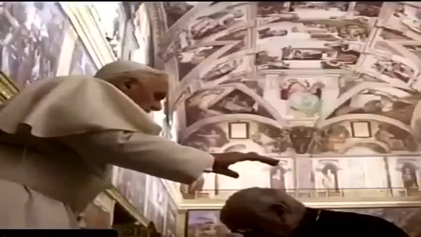 This is how easily they fool everyone (greenscreen trickery)