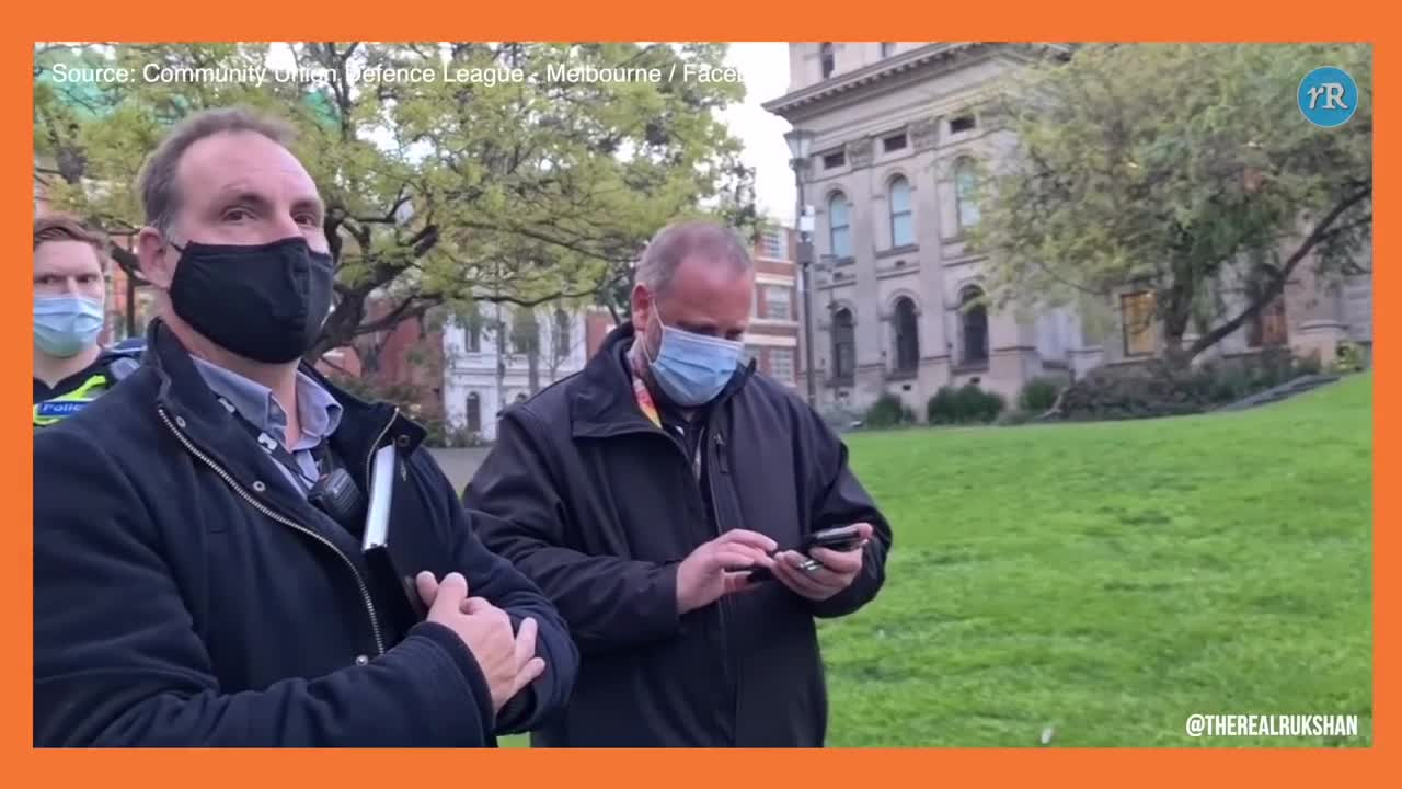 Victoria Police & Council officials shutdown group feeding the homeless in Melbourne