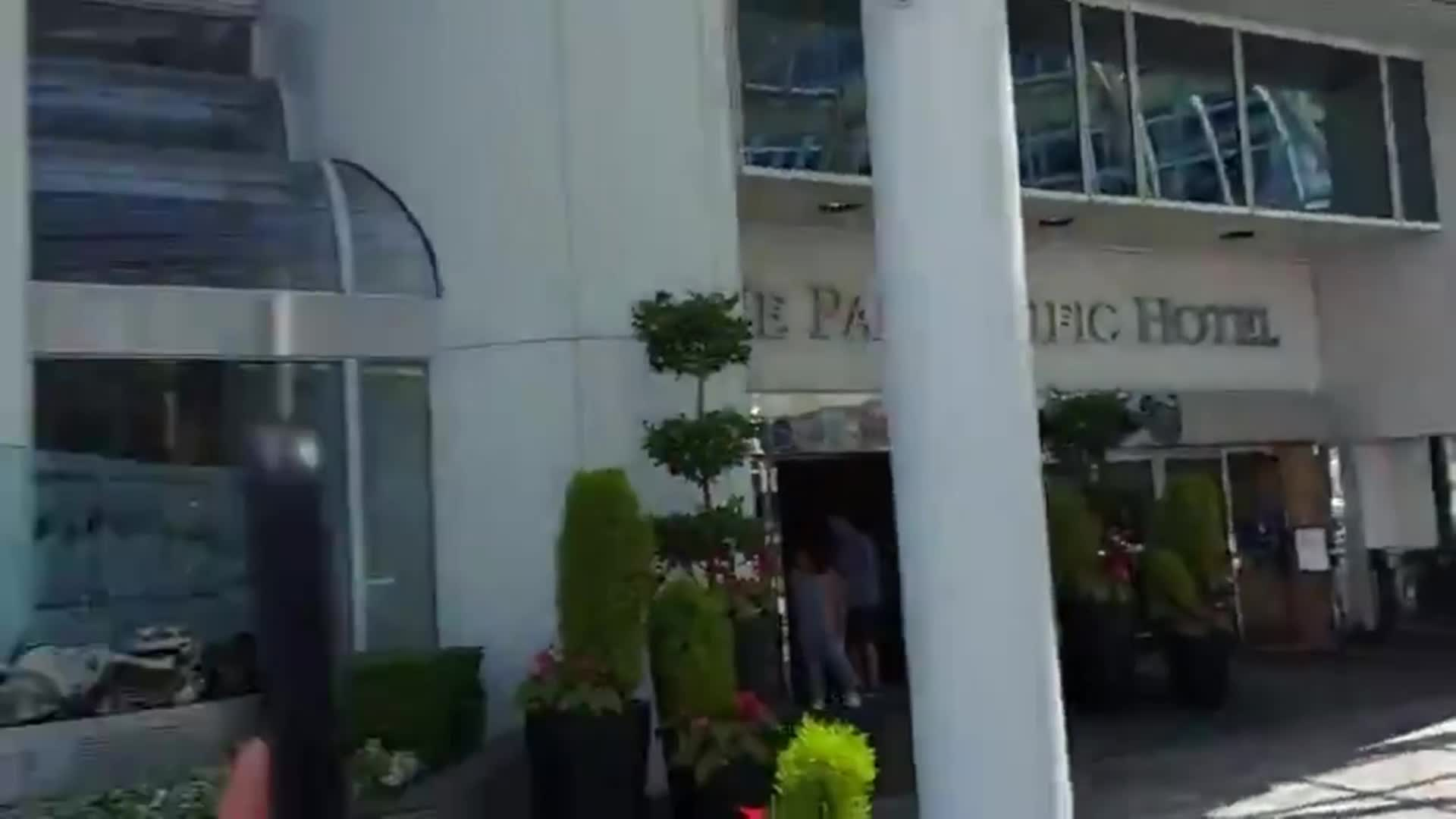 Sheeple enter the slaughterhouses on their own !!