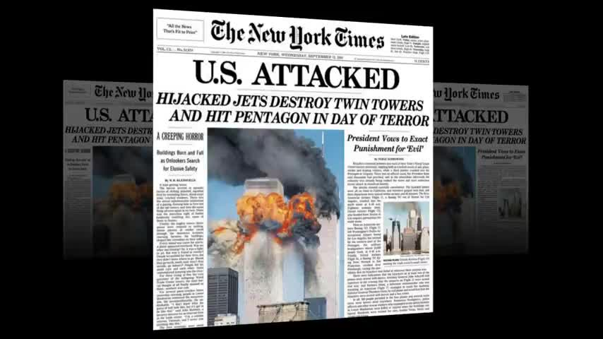 JEFF RENSE & REBEKAH ROTH - ISRAEL & MO$$AD DID 9/11 ~ MURDERED 3000 AMERICANS, 3 HOUR DISCUSSION