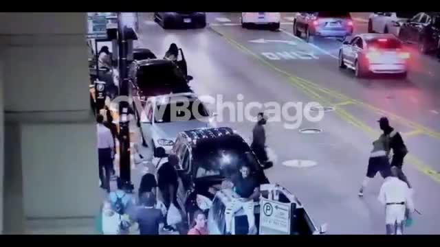 Negroes beat white men racially in Chicago