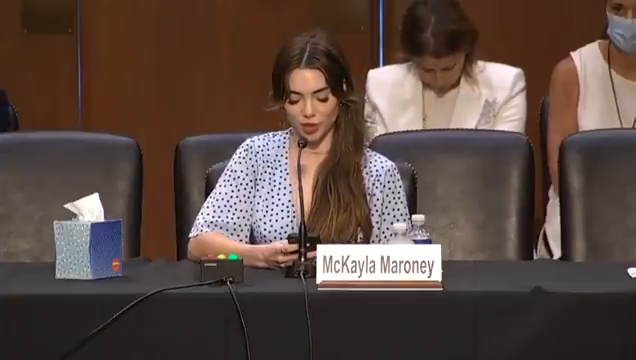 Olympic athlete Mckayla Maroney exposes the FBI being complicit in the cover up of her molestation by an Olympic doctor.