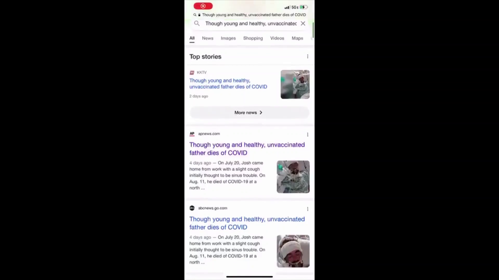 Dozens of articles with the exact same headline around the world- fuck the paid dividers