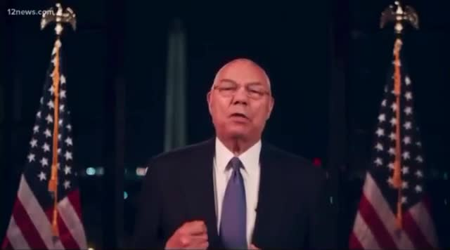 Fully Vaccinated Colin Powell Dies at age 84