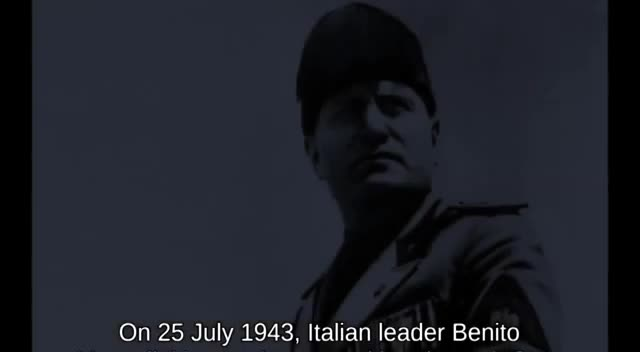 Adolf Hitler - The Greatest Story NEVER told - Part 12 of 26 - 'MUSSOLINI'
