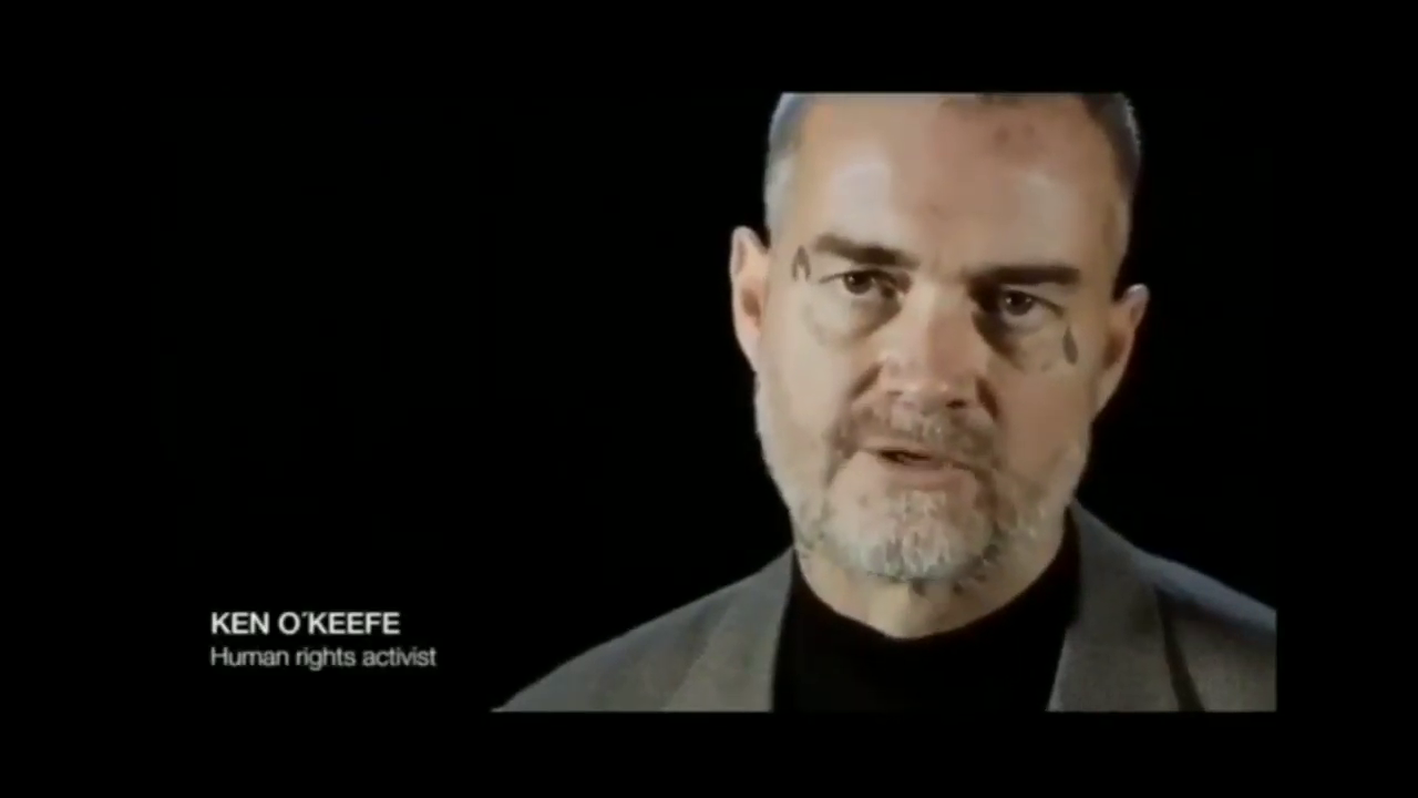 Ken O'Keefe Human Rights Activist giving us truth about the (((financial system)))