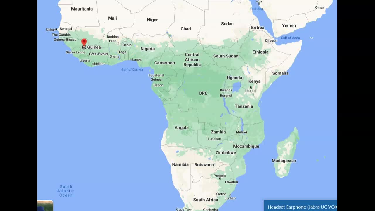 Africa's Mystery Apes PART 3