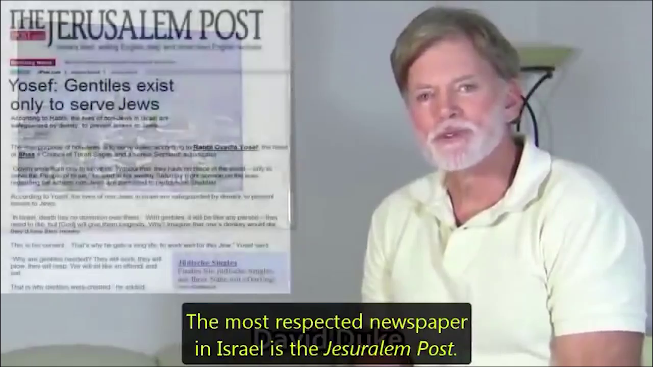 Diversity & Multiculturalism - For The Benefit Of The Talmudic Tribe - Part 4-5