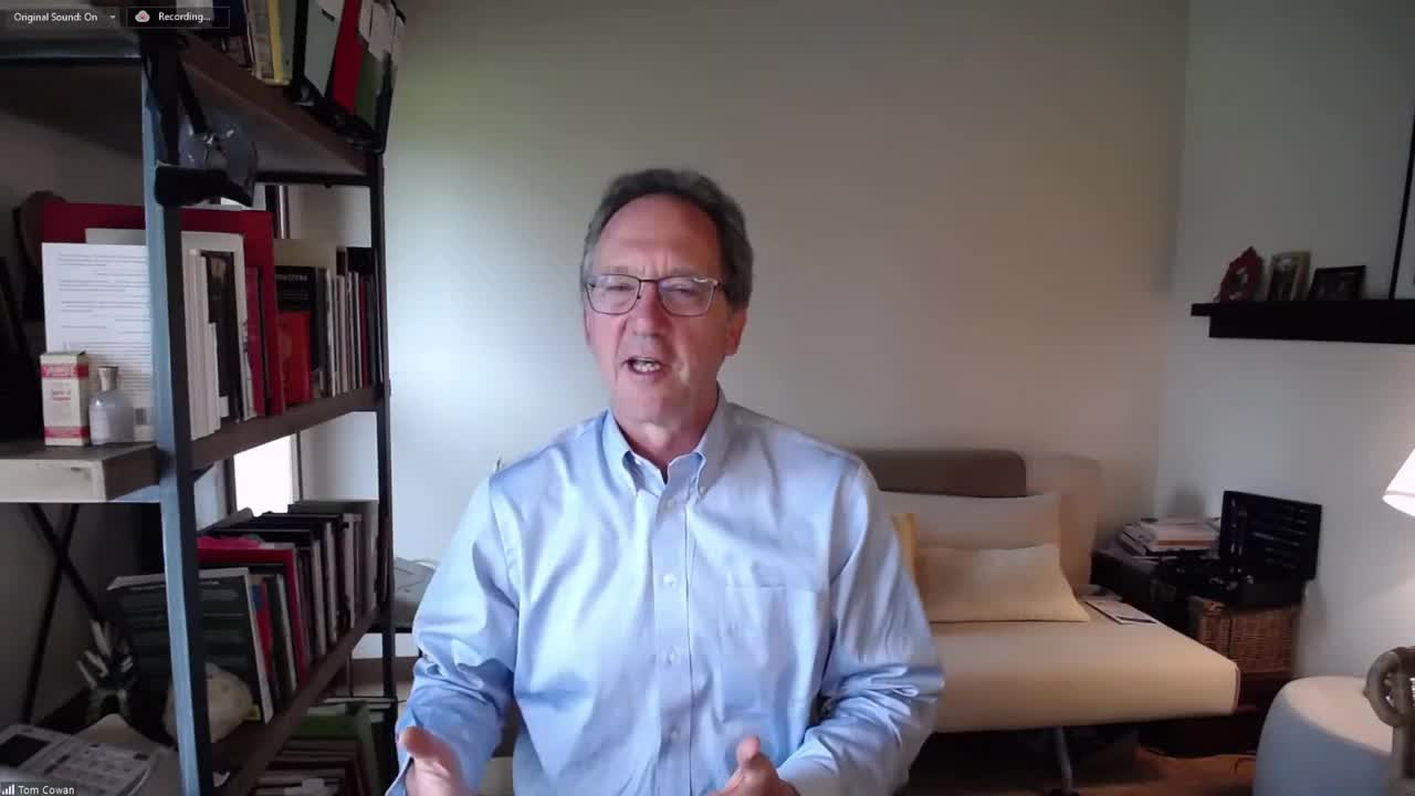 True Healing Conference - Day 1 Courtesy Tom Cowan, Andrew Kaufman and Friends.